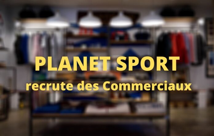 Planet Sport recruits Salespeople