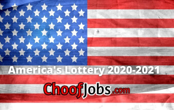 America's Lottery 2020-2021